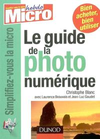 Le guide de la photo numérique