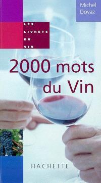 2.000 mots du vin