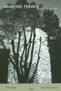 Martine Franck, photographe : exposition, Paris, Musée de la vie romantique, 3 mai-29 sept. 2002