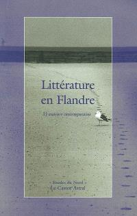 Littérature en Flandre : 33 écrivains contemporains