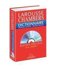 Larousse Chambers : dictionnaire français-anglais, anglais-français