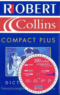 Robert et Collins compact plus : dictionnaire français-anglais, anglais-français = French-English, English-French dictionary