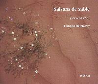 Saisons de sable : poèmes sahariens