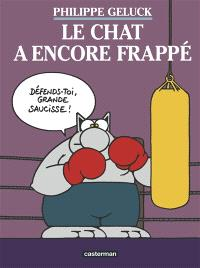 Le Chat. Volume 13, Le Chat a encore frappé