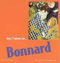 Dans l'univers de... Bonnard