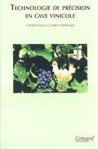 Technologie de précision en cave vinicole