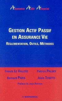 Gestion actif passif en assurance vie : réglementation, outils, méthodes