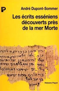 Les écrits esséniens découverts près de la mer Morte
