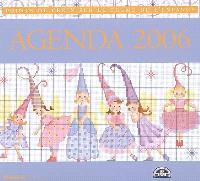 Agenda 2006 : points de croix sur le thème de l'enfance