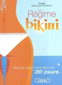 Le régime Bikini