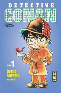 Détective Conan. Volume 1