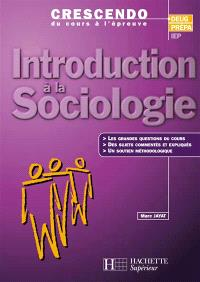 Introduction à la sociologie
