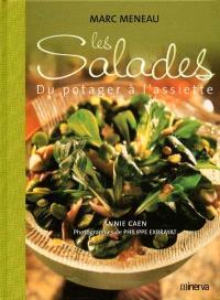 Les salades : du potager à l'assiette