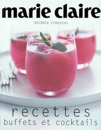 Recettes, buffets et cocktails : Marie-Claire