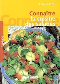 Connaître la cuisine des salades