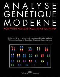 Analyse génétique moderne