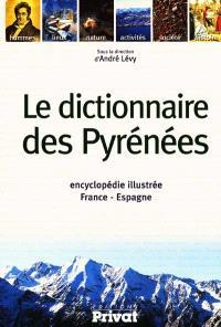 Le dictionnaire des Pyrénées : encyclopédie illustrée France-Espagne