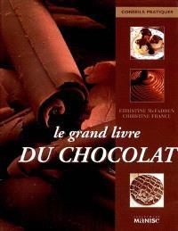 Le grand livre du chocolat