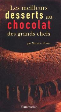 Les meilleurs desserts au chocolat des grands chefs
