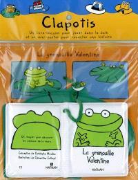 La grenouille Valentine
