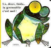 Un, deux, trois, la grenouille c'est moi !