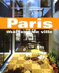 Paris, maisons de ville