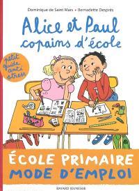Alice et Paul : copains d'école
