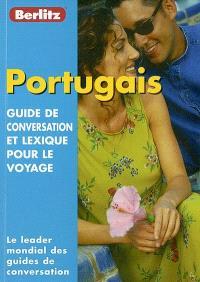 Portugais : guide de conversation et lexique pour le voyage