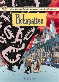 Les formidables aventures de Lapinot. Volume 2, Pichenettes