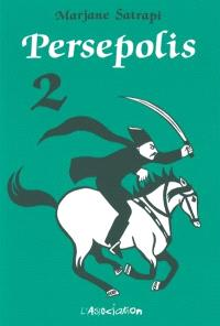 Persepolis. Volume 2