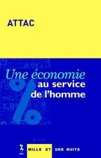 Une économie au service de l'homme