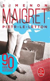 Pietr le Letton : Maigret