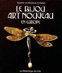 Le bijou Art nouveau en Europe