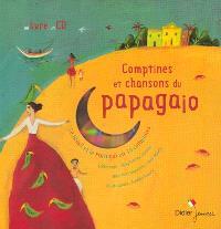 Comptines et chansons du papagaio : le Brésil et le Portugal en 30 comptines