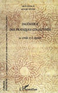 Ingénierie des pratiques collectives : la cordée et le quatuor