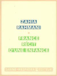 France, récit d'une enfance