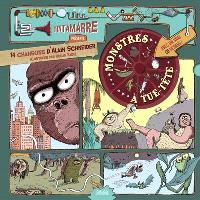 Monstres à tue-tête : 14 chansons