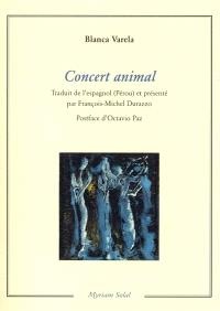 Concert animal