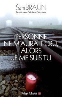 Personne ne m'aurait cru, alors je me suis tu : entretien avec Stéphane Guinoiseau