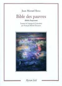 La Bible des pauvres = Biblia pauperum