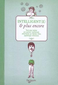 Intelligent(e) & plus encore : tests pour évaluer son quotient intellectuel