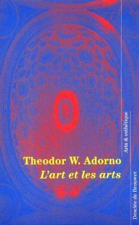 L'art et les arts