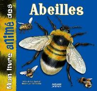 Mon livre animé des abeilles