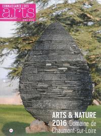 Arts & nature 2016 : domaine de Chaumont-sur-Loire