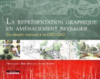 La représentation graphique en aménagement paysager : du dessin manuel à la CAO-DAO