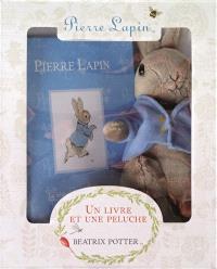 Pierre Lapin : un livre et une peluche