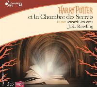 Harry Potter. Volume 2, Harry Potter et la chambre des secrets