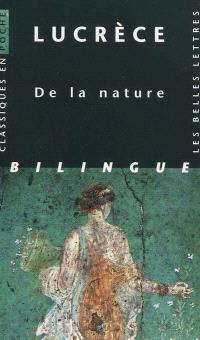 De la nature. Volume 1, Livres I-VI