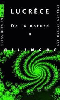 De la nature. Volume 2