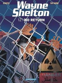 Wayne Shelton. Volume 12, No return